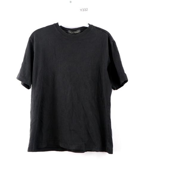 Vintage Banana Republic T-Shirt Black Cotton